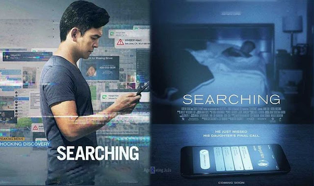 Review Film Searching Bahasa Indo