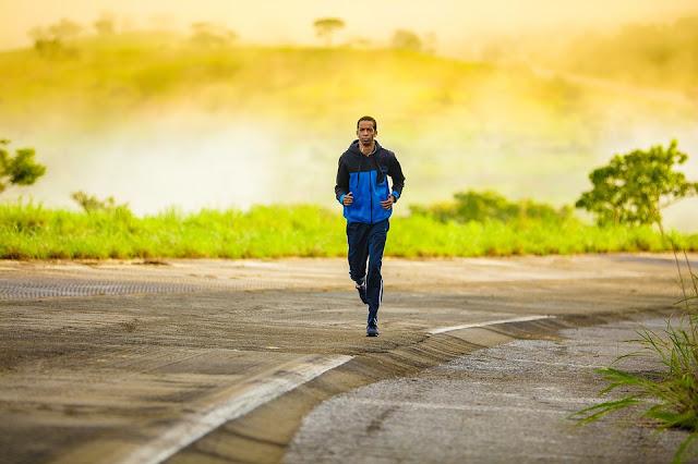 Biasakan Jogging kuat lari 12 menit