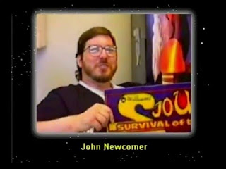 John Newcomer - creador de Joust