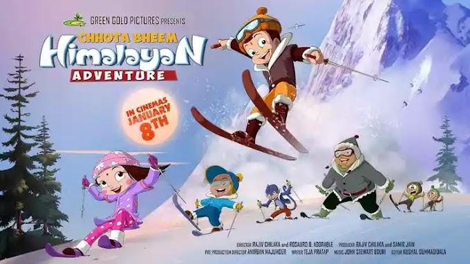Chhota Bheem Himalayan Adventure (2016) Hindi 720p