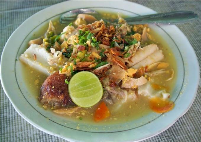Apa Saja Makanan Khas di Kalimantan Selatan