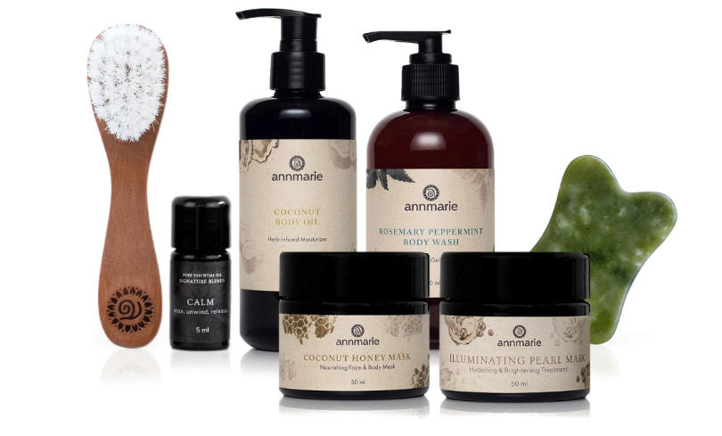 Annmarie Natural & Organics Skin Care Gift Sets