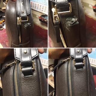 reparation maroquinerie, reparation sacs de luxe, reparation articles en cuir