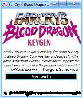 far cry 3 blood dragon cd key generator one click 2 download. Black Bedroom Furniture Sets. Home Design Ideas