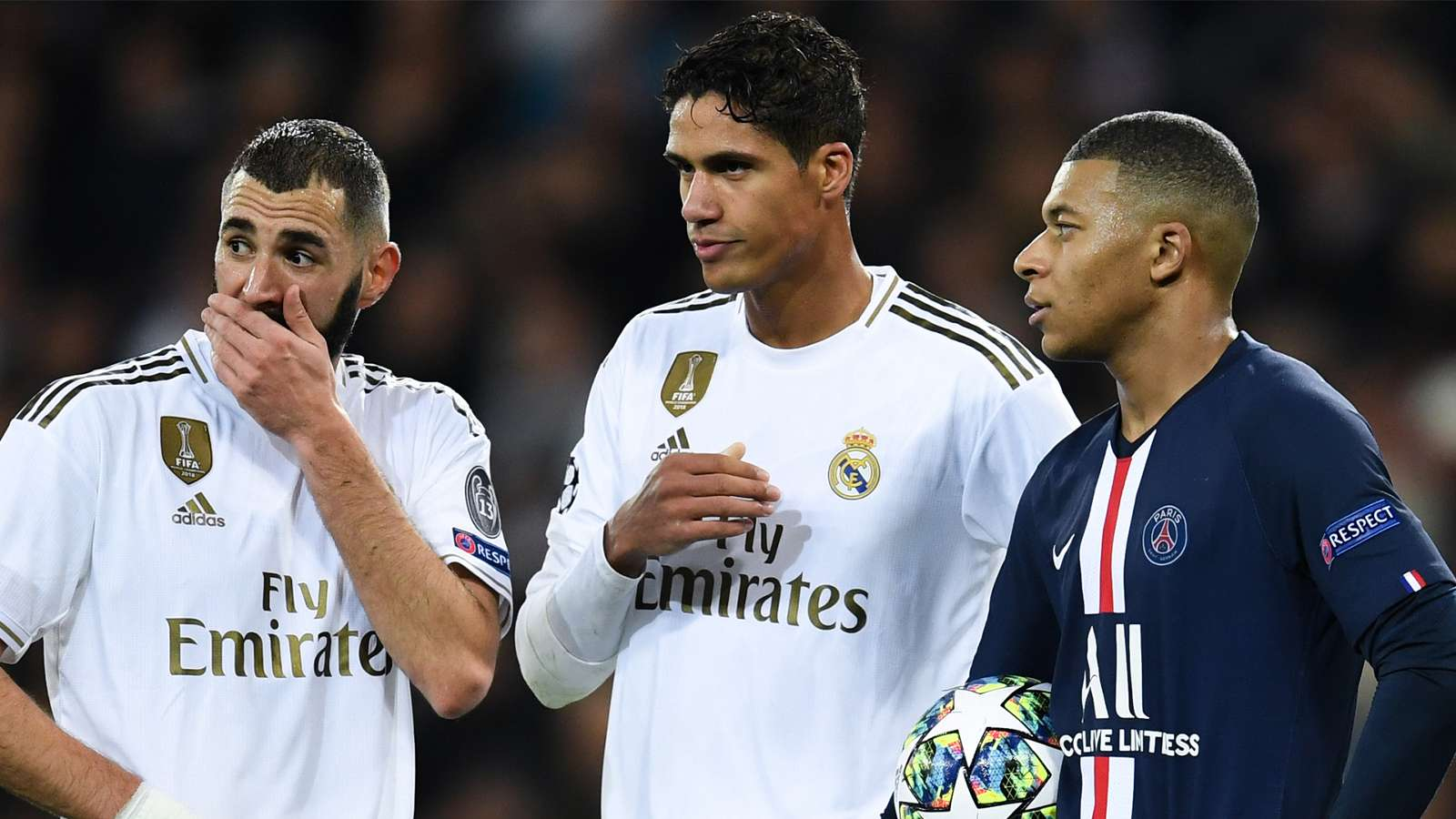 Raphaël Varane out zidane's selection against Alaves