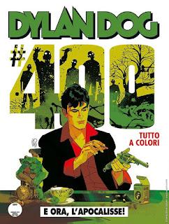 Dylan Dog 400 Apocalisse Rivoluzione Roberto Recchioni