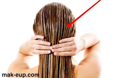خلطة تساقط الشعر