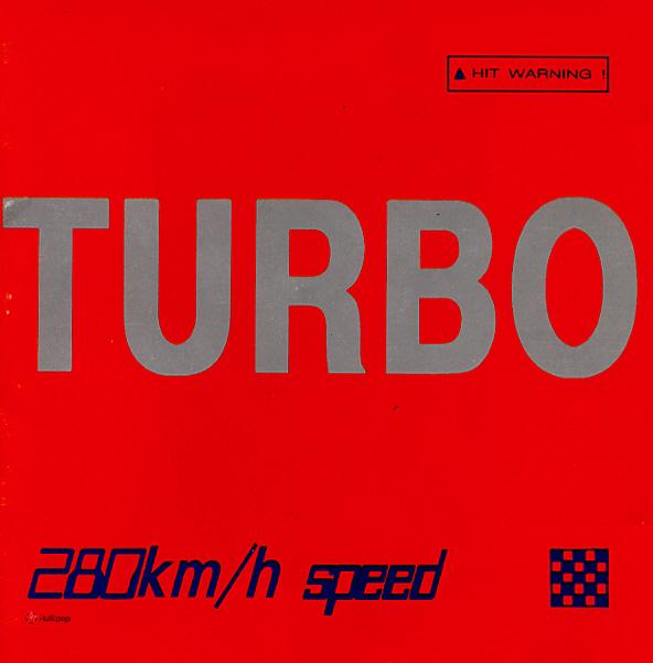 TURBO – Vol.1 280 Km/h Speed