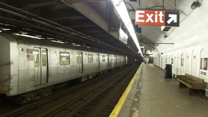 Usuarios de tren 1 en el Alto Manhattan se quejan por masivo consumo de drogas en estación de la calle 181