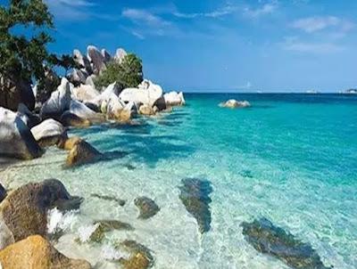 Daftar 3 Obyek Wisata Hits Dan Populer Di Bangka Belitung Yang Wajib Di Kunjungi