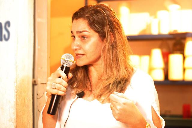 Carmelina do Ó lidera pesquisa intenções de votos em Valença
