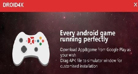 تحميل برنامج تشغيل العاب وتطبيقات الاندرويد على الكمبيوتر Droid4X