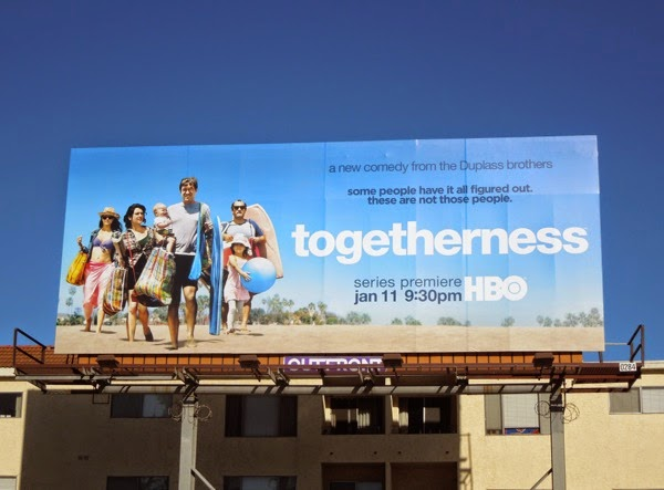 Togetherness HBO billboard