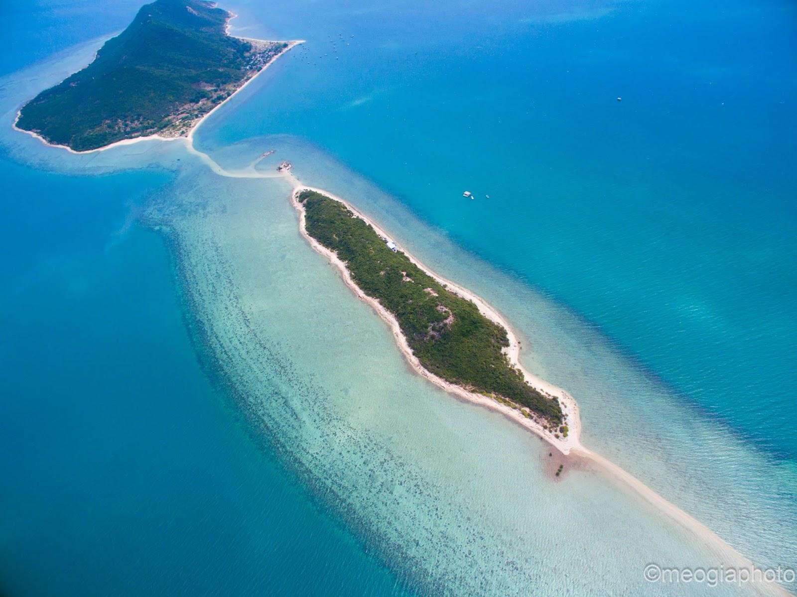Vẻ đẹp khó cưỡng của đảo Điệp Sơn thuộc khu kinh tế Bắc Vân Phong cần bảo tồn