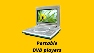 Portable DVD players Top 5 Gadgets That Were Killed By Smartphones