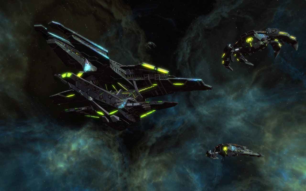 The Trek Collective: Romulans coming to Star Trek Online
