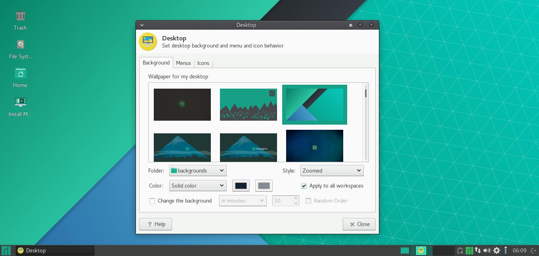 Manjaro Xfce 17 0 Beta 1 Screenshots Tour - Manjaro Tutorial