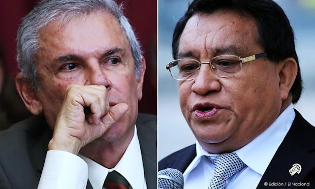 Luis Castañeda Lossio, José Luna Gálvez