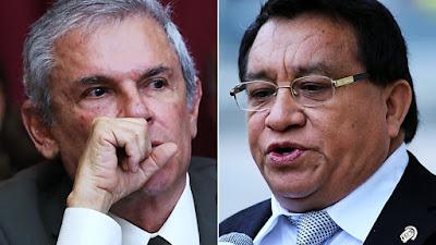 Fiscalía solicita 36 meses de prisión preventiva para Luis Castañeda y José Luna por caso OAS