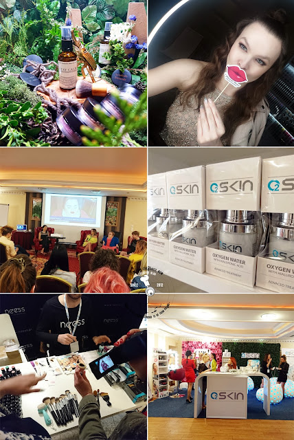 blogger beauty cosmetics conference #polishgirl