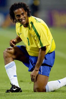 Ronaldinho en Cementos Progreso