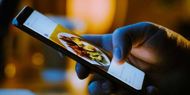 smartphone input