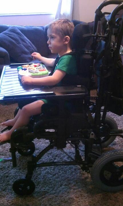 Spastic Quadriplegic Cerebral Palsy Medical Equipment
