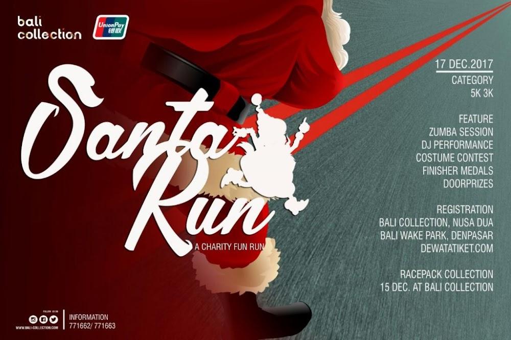 Santa Run Bali • 2017