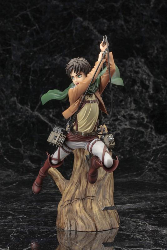 Eren Jeager Shingeki no Kyojin