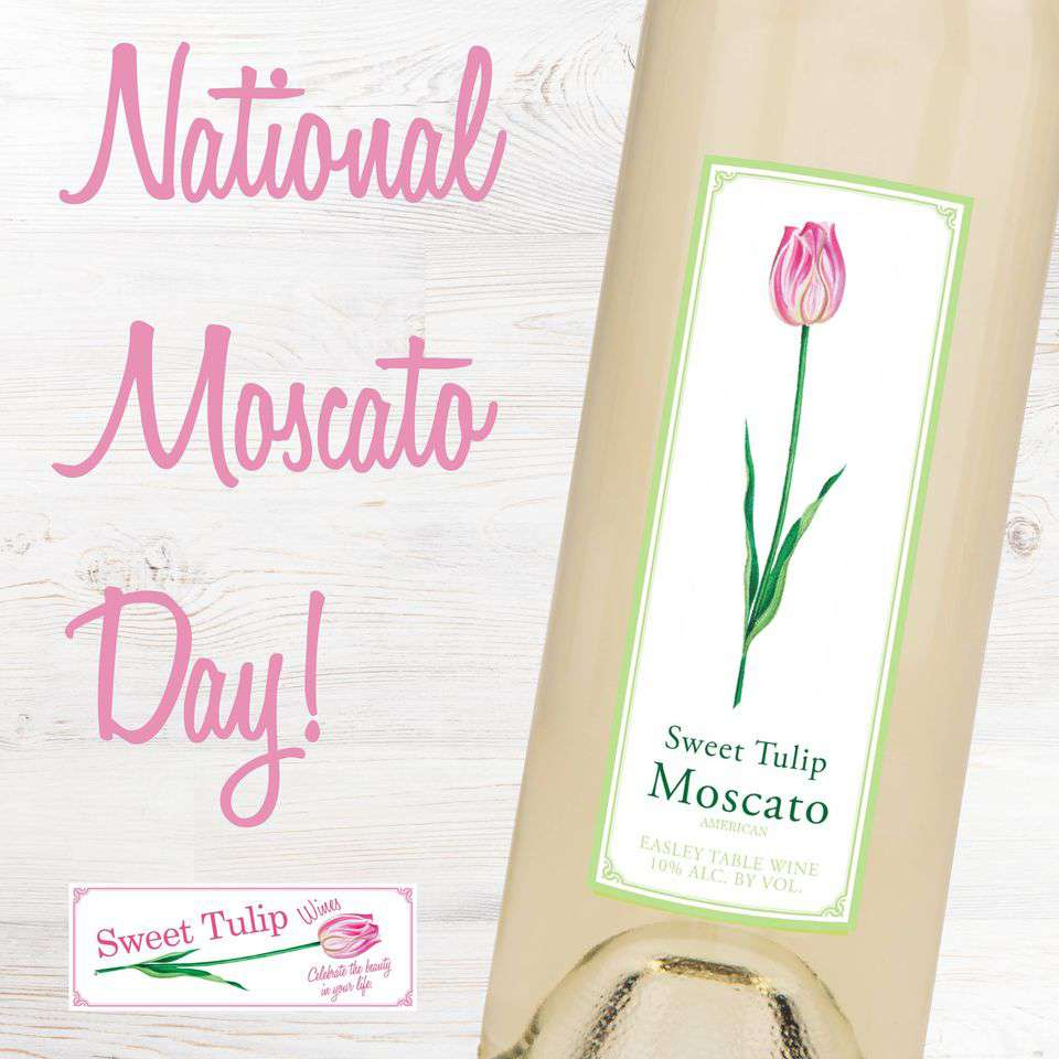 National Moscato Day Wishes Awesome Images, Pictures, Photos, Wallpapers