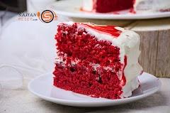 Resep Red Velvet Cake Lapis Keju, Kue Khas Amerika