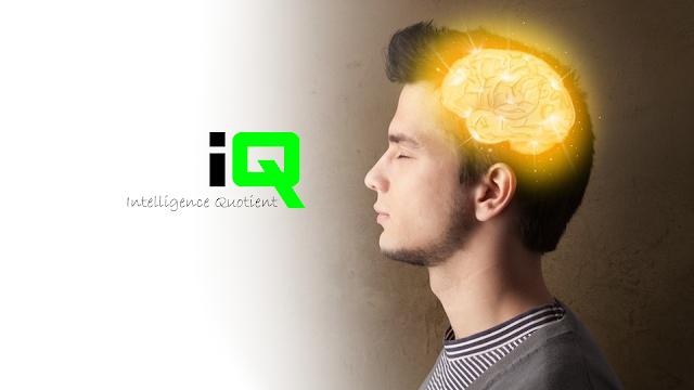 Full form of IQ test