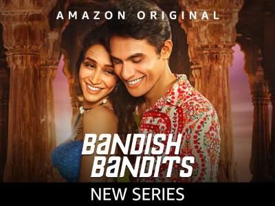 BANDISH BANDITS (2020) Web Series Season 1 Hindi + Telugu + Tamil