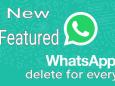 Fitur Baru WhatsApp Bisa Hapus Pesan Terkirim
