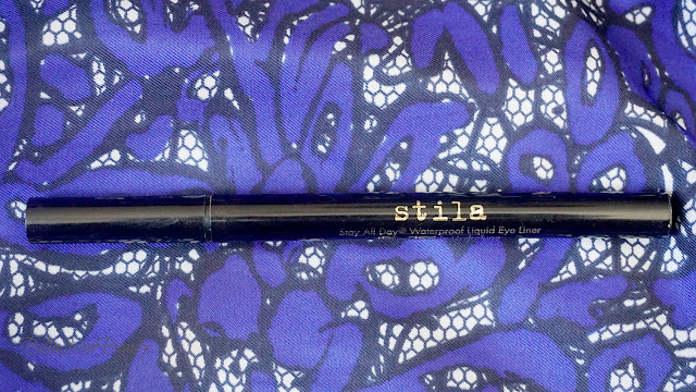 Stila Stay All Day Waterproof Liquid Eyeliner | bellanoirbeauty.com