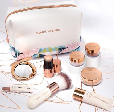 Great Gifting - Nude By Nature Radiant Good For You Complexion Collection