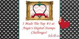Top 3 Placement at Angie's Digital Stamps