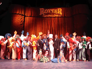 Circo Royter Spetacular  em Laranjeiras na Serra