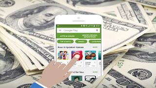"""تعرف على التطبيقات الاكثر ربحا بمتجر """" Play Store """" سنة 2018 tips-pdf.com"""
