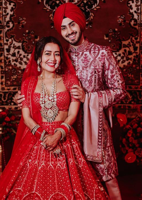 Neha Marriage 1