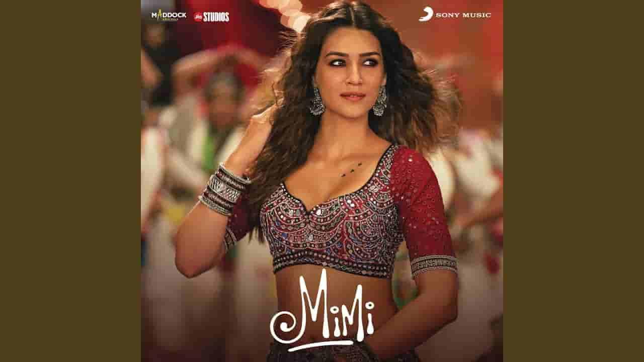 फुलझड़ियों Phuljhadiyon lyrics in Hindi Mimi Shilpa Rao Hindi Bollywood Song