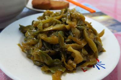 Yi Jia Chun (一家村), szechuan vegetables