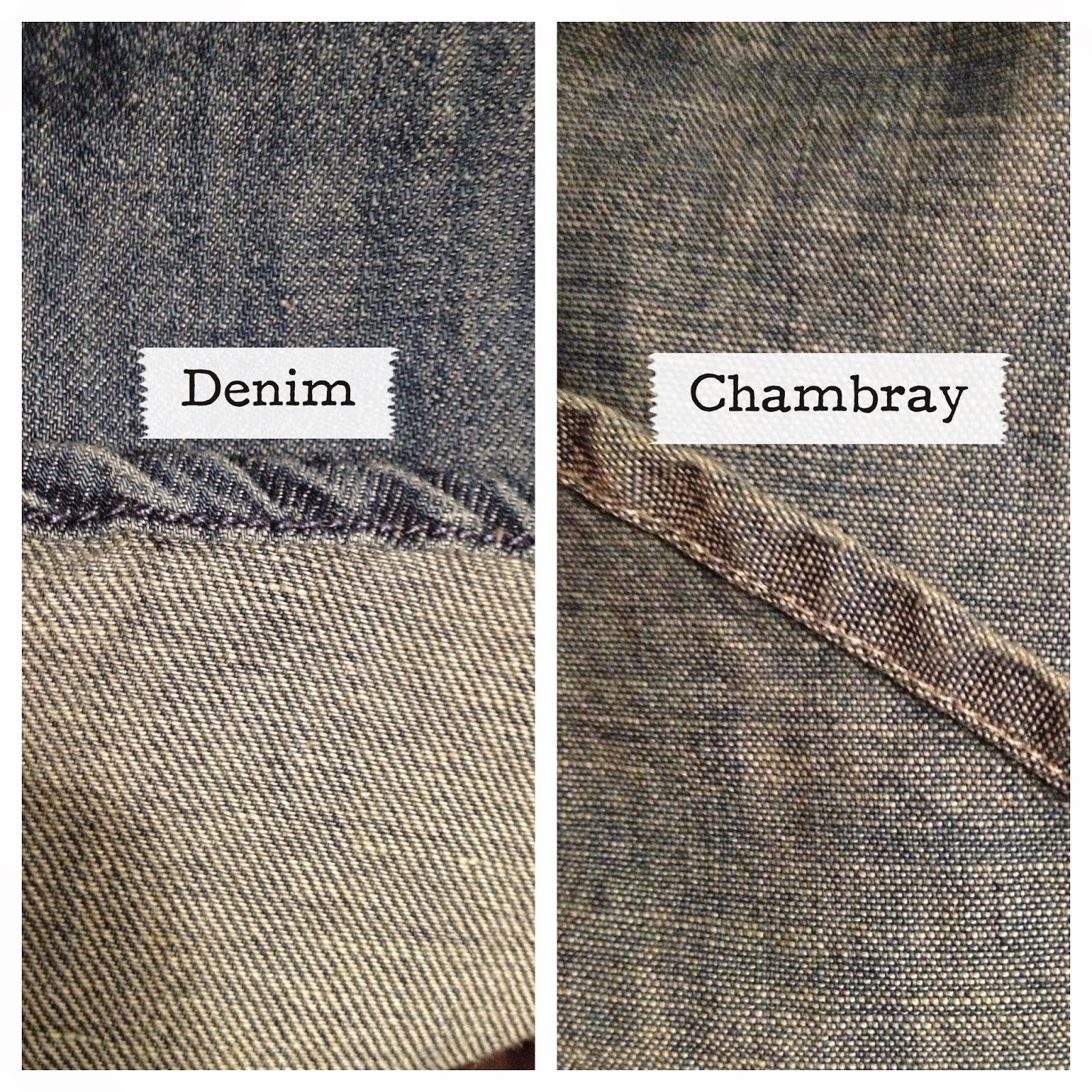 Product Features this yarn-dyed blue chambray fabric features cross-threads of blue an.
