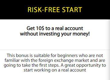 Bonus Forex Tanpa Deposit StreamForex $10