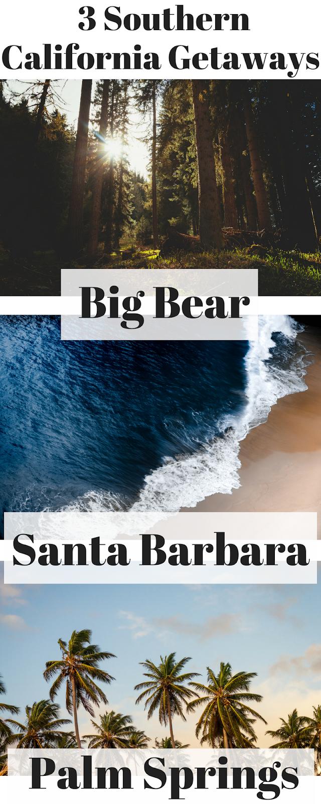 3 southern california weekend getaways. Black Bedroom Furniture Sets. Home Design Ideas