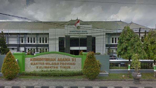 Alamat Lengkap dan Nomor Telepon Kementerian Agama Se-Kalimantan Timur