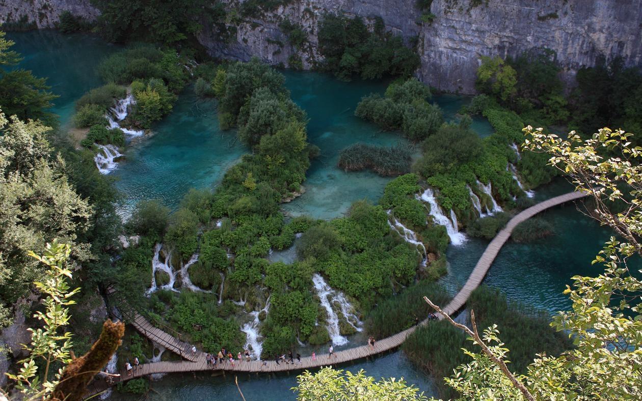 Plitvice Lakes National Park Croatia 2