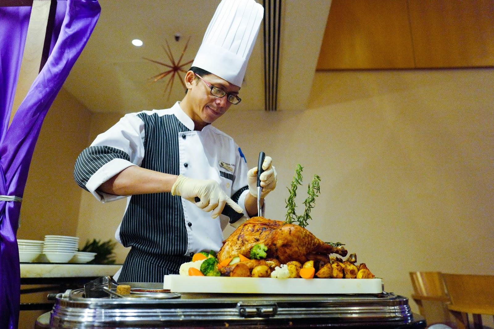 Corus Hotel Kuala Lumpur: Christmas & New Year Buffets