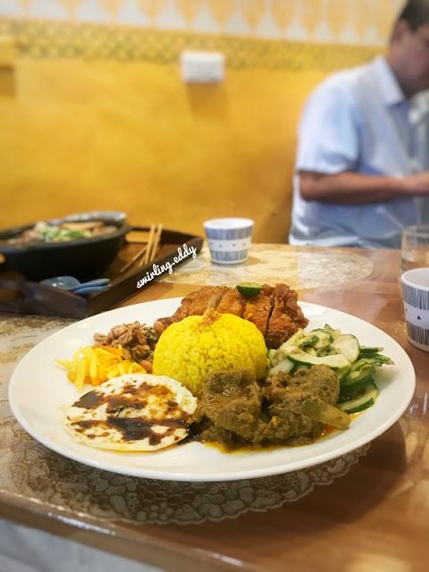 新竹地區也有道地的南洋料理?艷麗 Pondok Sunny