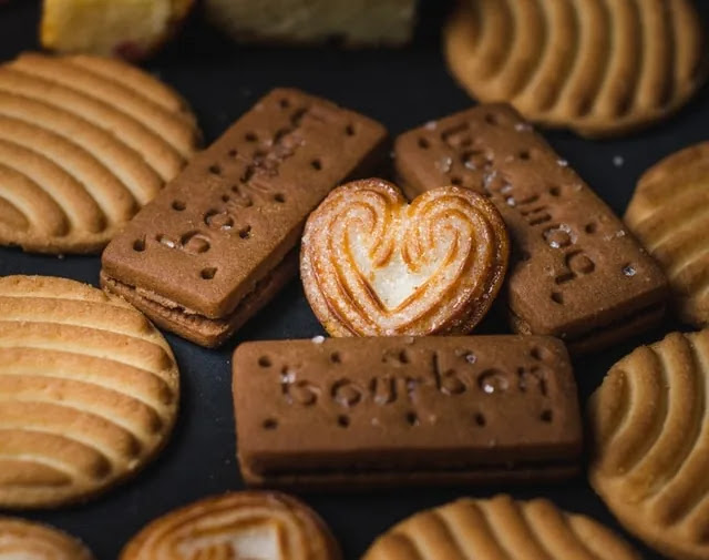 aprende ingles postre biscuit galleta reino unido inglaterra uk